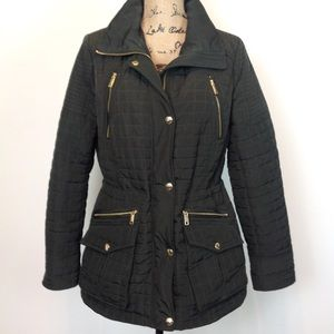 Michael Kors Quilted Jacket - M